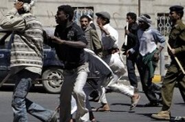Supporters, Opponents of Yemen's President Clash in Capital