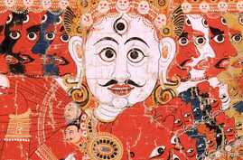 FILE - Nepal's rich, historic source of sacred Buddhist a