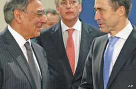 NATO Ministers Review US, French Plans to End Afghanistan Combat Role