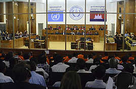 Opening Statements Conclude in Khmer Rouge Leaders Trial