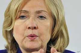 Clinton: US Will Support NATO Mission in Libya
