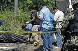 Police Find Mass Grave in Southern Mexico