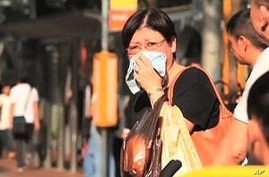 Asian Air Pollution Not Limited to Urban Areas