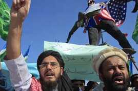 Fresh Anti-US Protests Erupt in Afghanistan