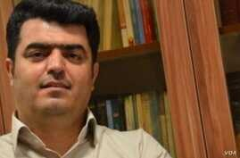 Tehran Teachers' Trade Association board member Esmail Abd