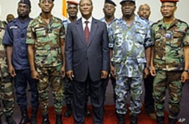 UN Moves Gbagbo; Ouattara Orders Army to Secure Abidjan
