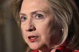 Clinton Deplores Killing of Americans by Somali Pirates