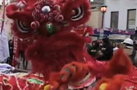 Washington Celebrates Chinese New Year With Parade