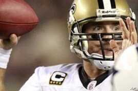 Brees Wins Sportsman Award