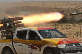 Libya's NTC Fighters Face Strong Resistance in 2 Towns