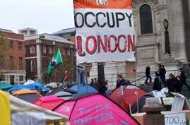 Occupy London Protest Still Gaining Momentum
