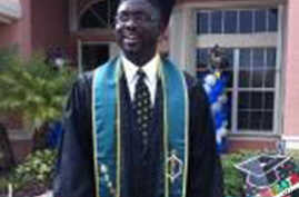 Liberian Politician George Weah Graduates With US College Degree