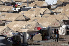 Syria Refugee Camps