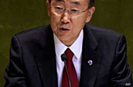UN Chief Says He's Frustrated Over Burma