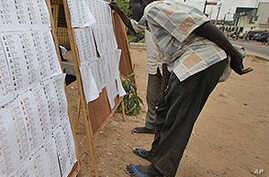 Nigerian Parties to Receive Voters List Ahead of April Elections