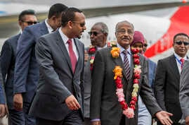 Ethiopia Eritrea Peace Talks