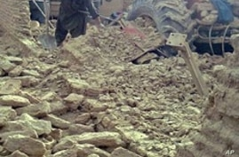 No Major Damage Reported After Powerful Pakistan Quake