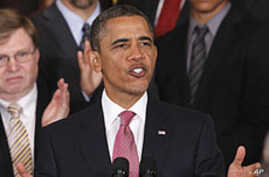 Obama Pitches Education Reform