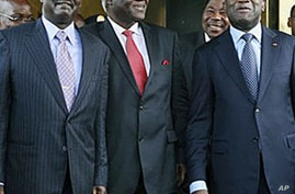 Ivory Coast Political Crisis Deadlocked, West African Leaders Say