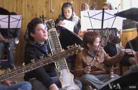 Afghan Youth Orchestra Goes From the Streets of Kabul to Broadway
