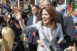 Bachmann Formally Launches US Presidential Bid