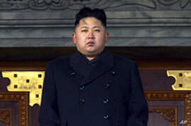 North Korea Officially Names Kim Jong Un Supreme Commander