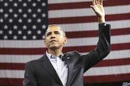 Obama Tries To Rally Democrats In Final Days Before Election