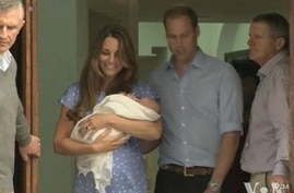 Three months ago, Prince William and his wife Catherine shared their bundle of joy with the world.