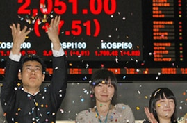 Asia Stock Markets End Year Higher, But Inflation Looms in 2011