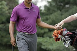 Tiger Woods Back in Action After Nearly 3 Months