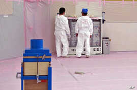 Japanese Nuclear Workers Exposed to High Radiation
