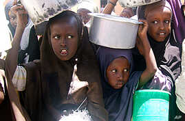 Aid Groups Warn of Somalia Food Crisis