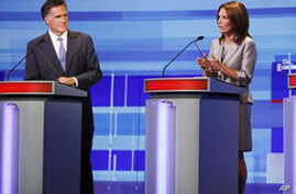 Iowa Vote Early Test for Republican White House Contenders