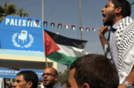 Palestinians Disagree On What 'Palestinian Spring' Could B
