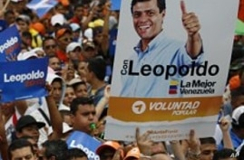 Chavez Opponent Says He Will Continue Presidential Bid Despite Court Ruling