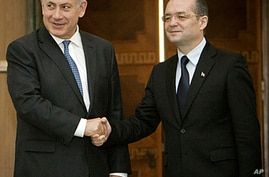 Romania Favors Two-State Solution to Israeli-Palestinian Conflict
