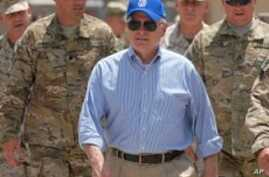Gates Says Goodbye to Troops in Afghanistan