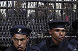 Trial of Democracy Activists Opens in Egypt