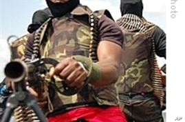 Nigerian Military Frees 12 Foreign Sailors in Niger Delta
