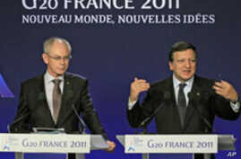 EU Leaders Call for Continent's Economic Consolidation