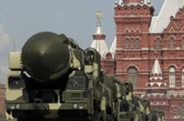 NATO, Russia at Odds Over Missile Shield