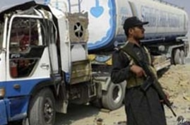 Another NATO Tanker Attacked in Pakistan
