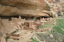 Long House is the second largest cliff dwelling in Mesa Verde park—and the most physically challenging to visit.
