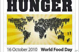 FAO Calls for 70 Percent Increase in World Food Production