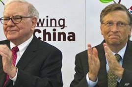 Wealthy American Philanthropists Encourage Rich Chinese to Give Too