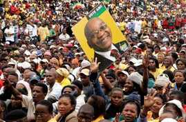 Tough Election Test Ahead for South African Government