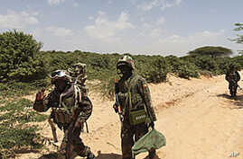 AU, Government Troops Seize al-Shabab Positions in Mogadishu
