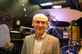 Ed Stone, former director of NASA's Jet Propulsion Laboratory and Voyager's chief scientist. (NASA)