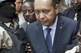Haiti's Duvalier Charged With Corruption