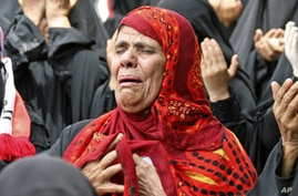 Tens of Thousands Stage Opposing Rallies in Yemen's Political Crisis